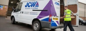 JCW Acoustic Flooring Health and Safety