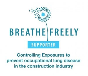 Breathe freely campaign supporters