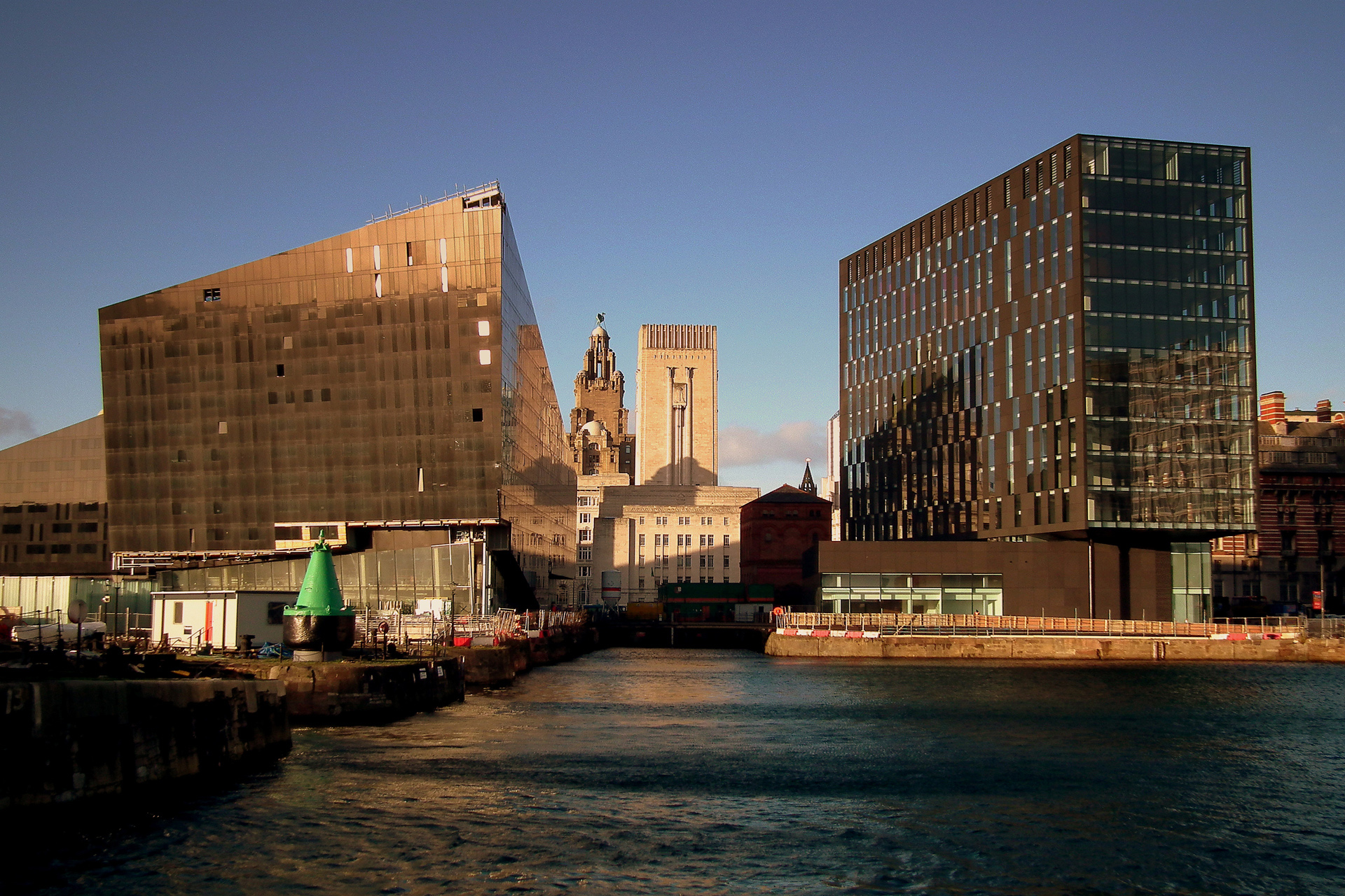Mann Island, Albert Dock, Liverpool have been Supplied and Installed with Acoustic Flooring