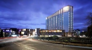 Acoustic Cradle System Installed at Park Regis Hotel in Birmingham