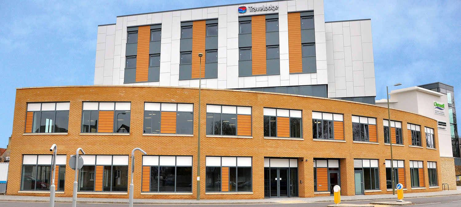 Travelodge with JCW Acoustic Flooring systems Installed