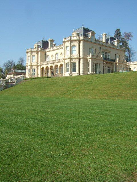 Lord Beaverbrooks golf resort