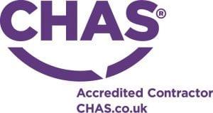 CHAS Logo - JCW Acoustic Flooring